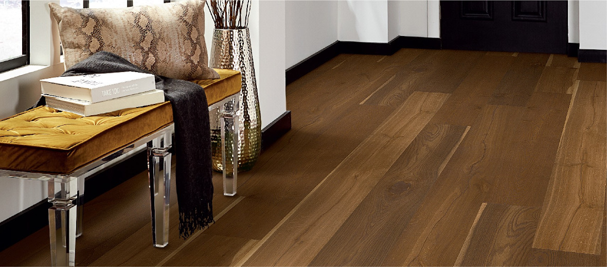 Hardwood Chateau Collection, color: Rouze