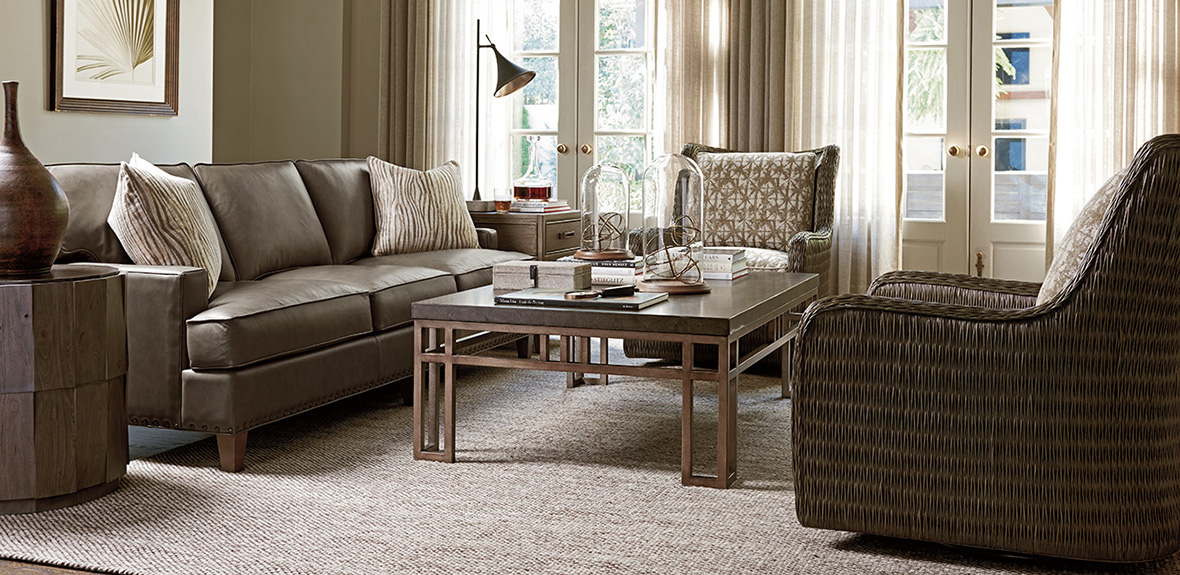 Tommy Bahama Home Tropical Style Furniture Sedlak Interiors