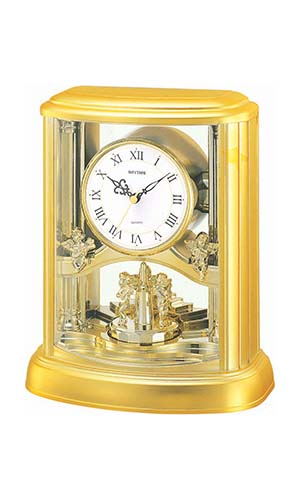 Angel Contemporary Motion Clock