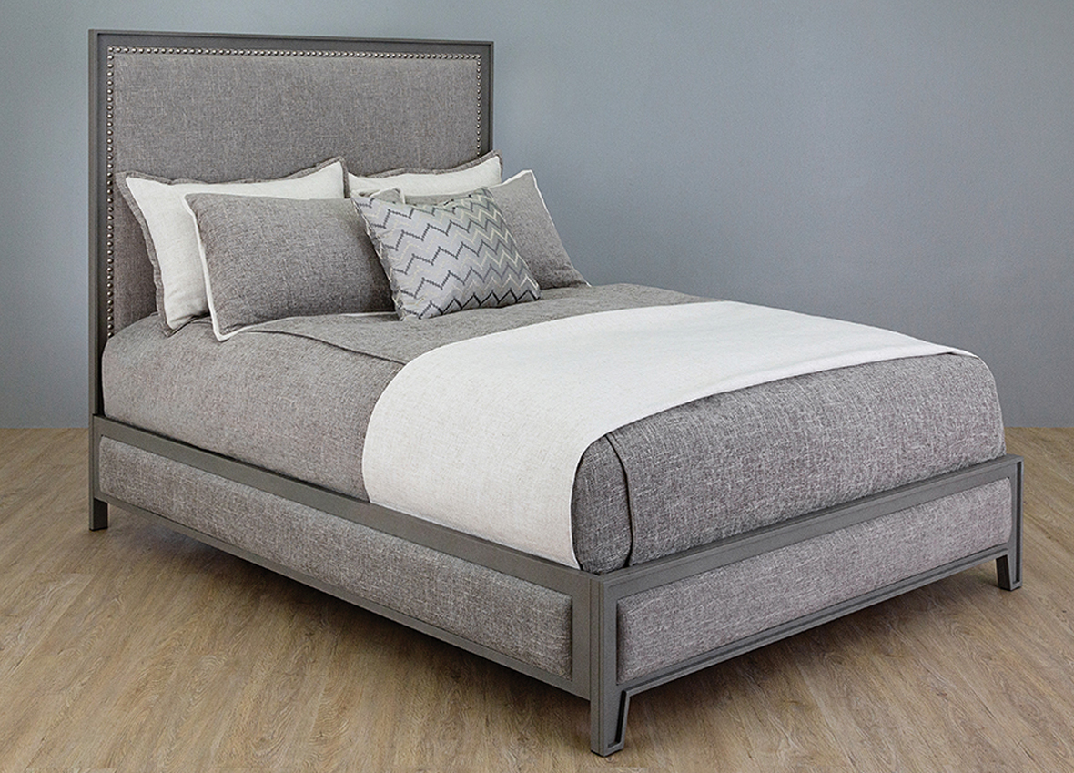 Wesley Allen Opaque Granite Bed