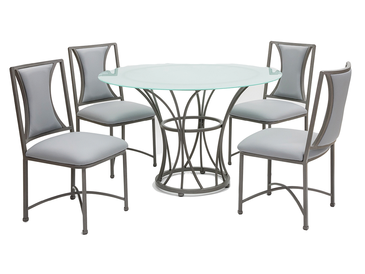 Wesley Allen Oceanside Dining Set at Sedlak's