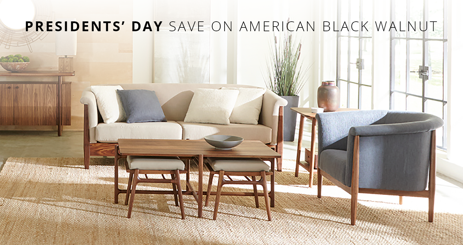 Stickley President's Day Sale
