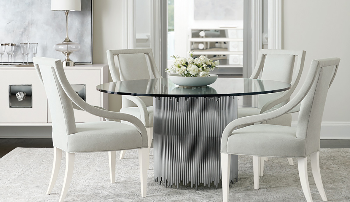 Bernhardt Calista Dining Room Table & Chairs