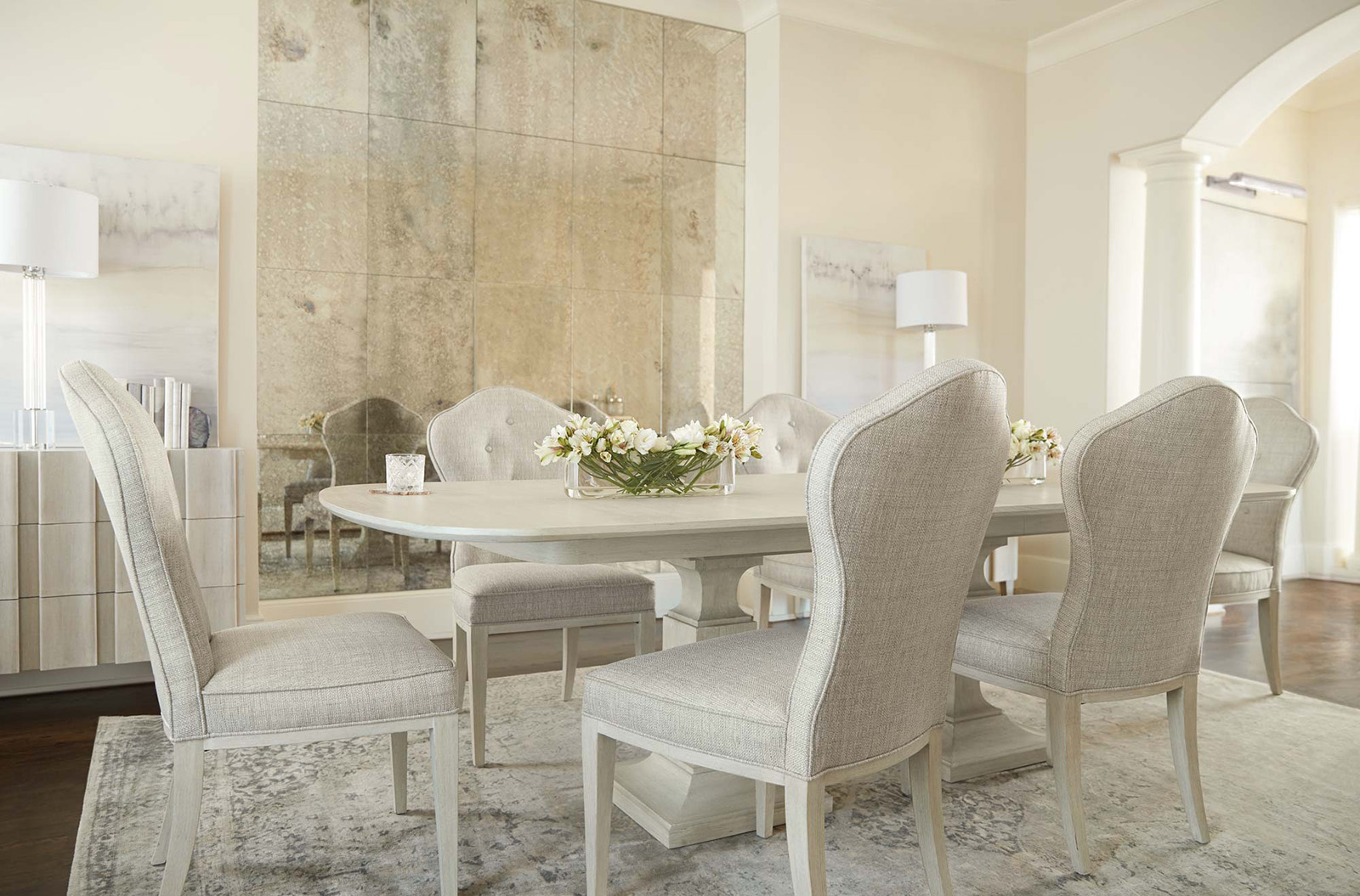 Bernhardt East Hampton Dining Room