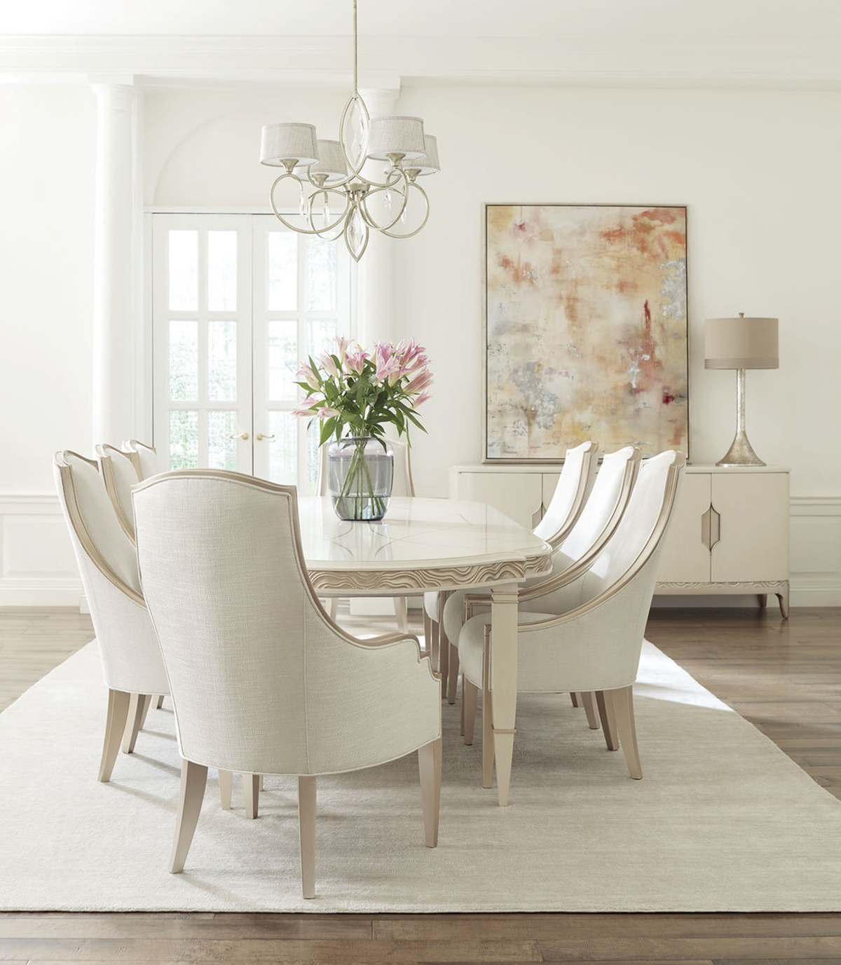 Compositions Furniture - Adela Dining Room