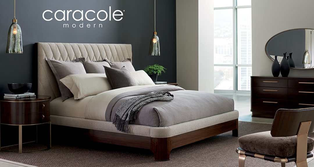 Caracole Modern Bedroom Furniture