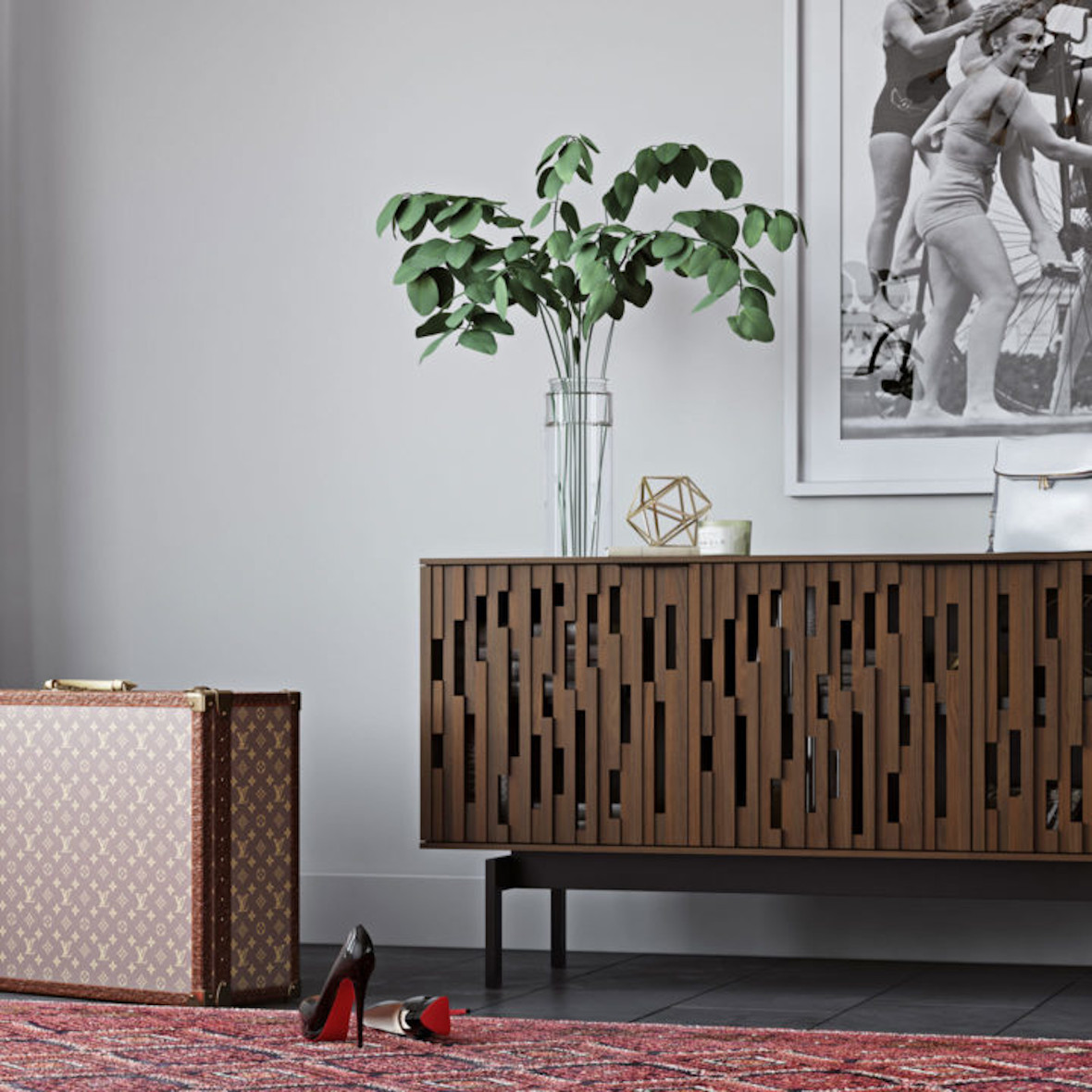 code console credenza collection