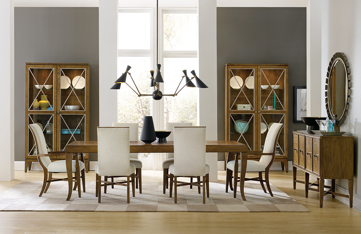 Hooker Retropolitan Dining Set