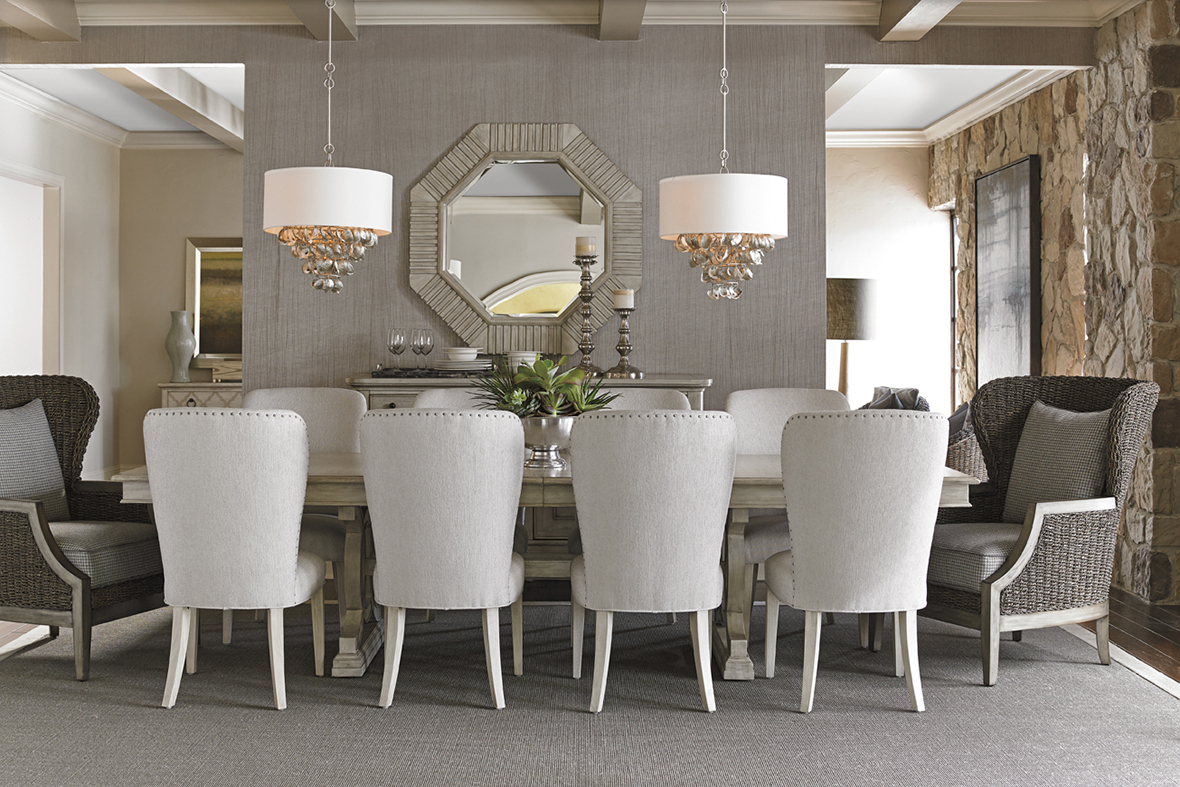 Lexington Dining Room at Sedlak Interiors
