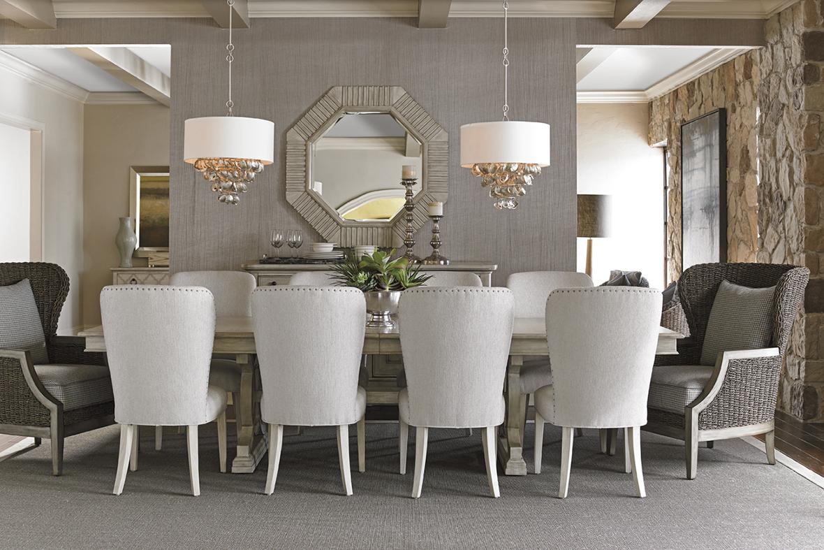 lexington dining room | Lexington Home Brands | Upscale Furnishings | Sedlak Interiors