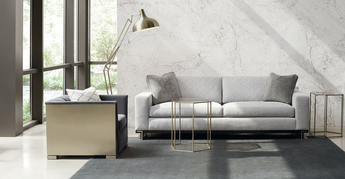 Caracole Sofa & Accent Chair