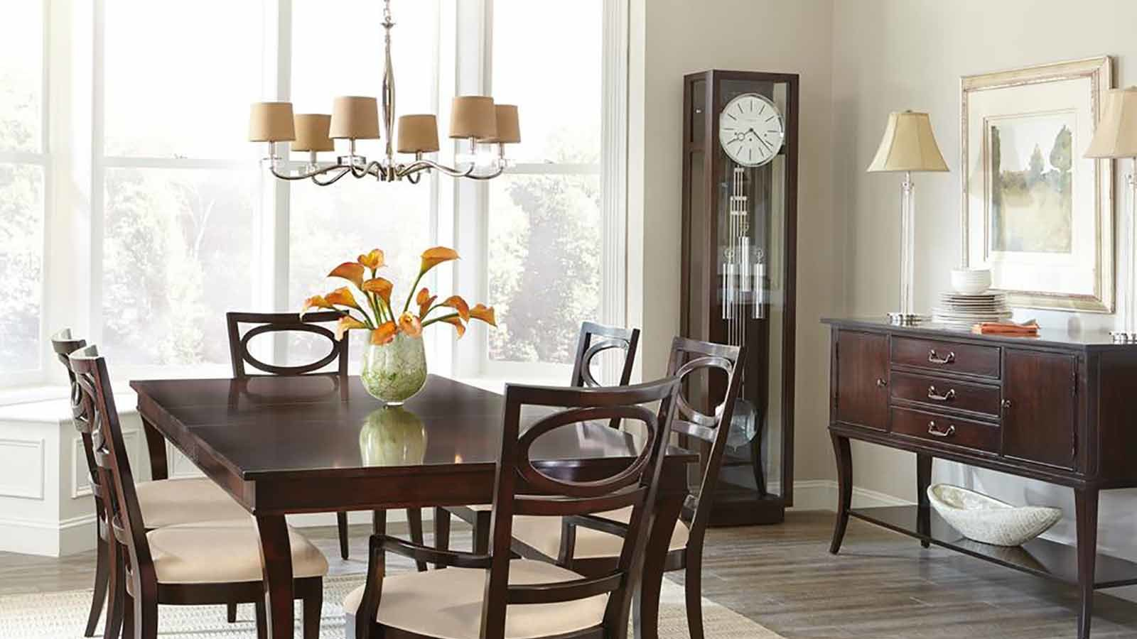 We Carry One Of The Largest Selections Of Clocks Of Any Furniture Store In  The Country And Offer Experienced Help To Help You Find The Perfect Clock.